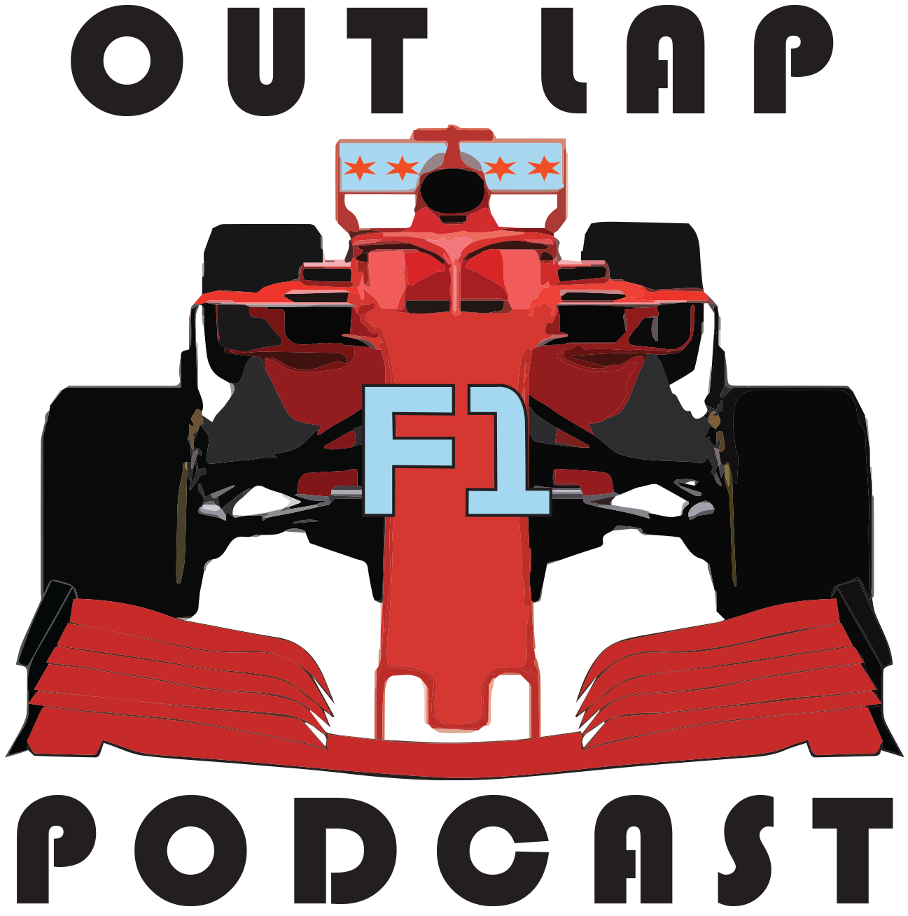 Logo for OutLapF1.com